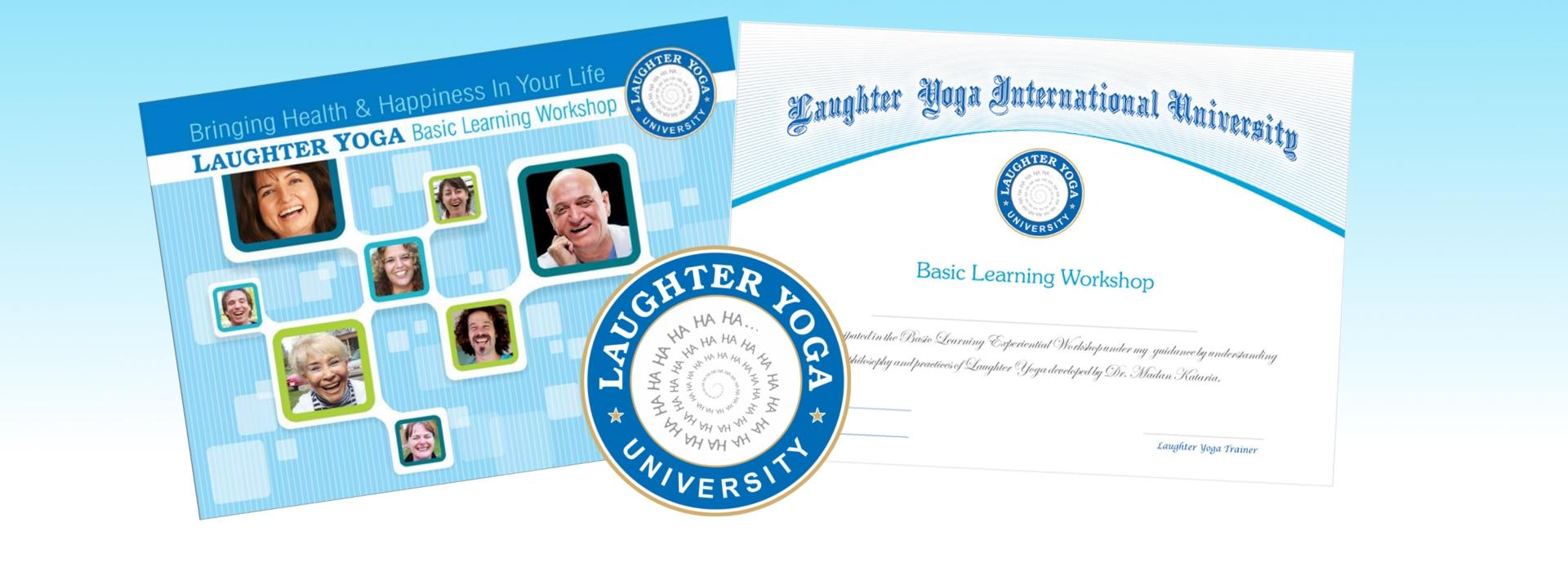 Еднодневен курс по йога на смеха (Laughter Yoga Basic Learning Course)