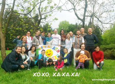 Световен ден на смеха - център Фрейле