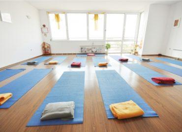 Йога зала център Фрейле
